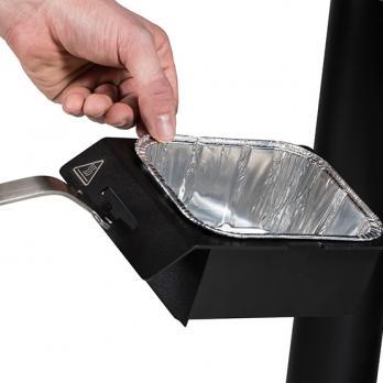 Лотки для жиросборника пеллетн. гриля алюминиевые BK